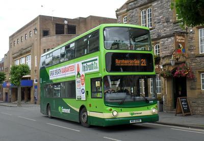 32936 - W936ULL - Taunton (Corporation St)