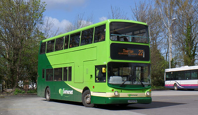 33377 - LK53EYW - Taunton (Corporation St) - 8.4.14