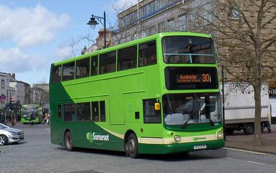 33378 - LK53EYX - Taunton (Parade) - 8.4.14