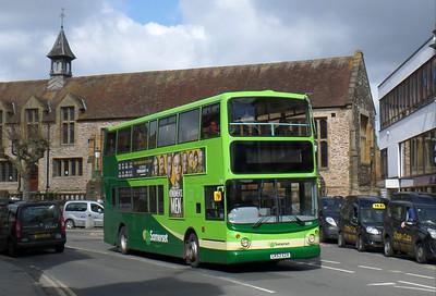 33381 - LK53EZA - Taunton (Corporation St) - 8.4.14