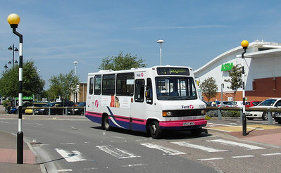 51685 - N583WND - Bridgwater (bus station) - 31.5.13