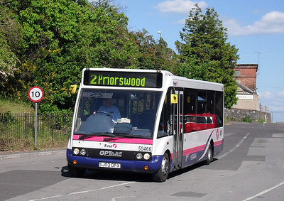 50466 - SJ03DPX - Taunton (rail station) - 28.5.10