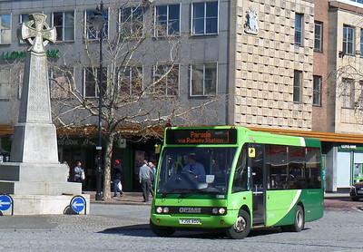 53505 - YJ56AOU - Taunton (Parade)