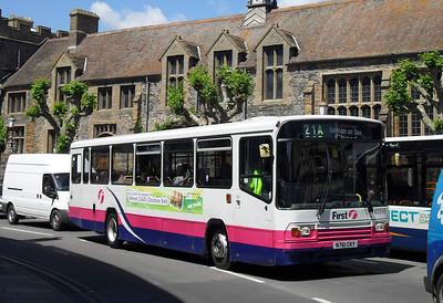 60598 - N761CKY - Taunton (Corporation St) - 27.5.10