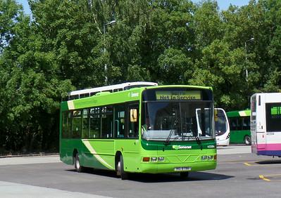 40584 - YJ51RJU - Taunton (bus station)