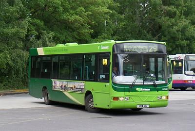 40582 - YJ51RHZ - Taunton (bus station)