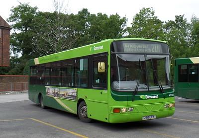 40583 - YJ51RJO - Taunton (bus station)