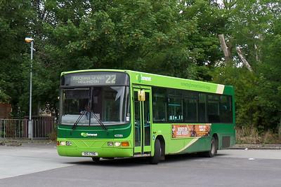40586 - YJ51RJX - Taunton (bus station)