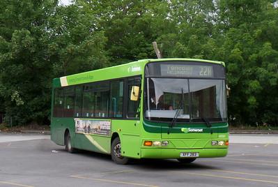 40581 - YJ51RHY - Taunton (bus station)
