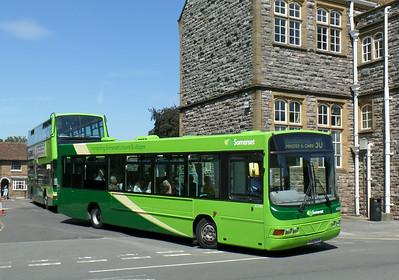 40585 - YJ51RJV - Taunton (Castle St) - 29.7.14