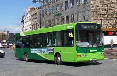 40591 - YJ51RGX - Taunton (Parade)