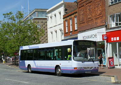 40586 - YJ51RJX - Taunton (Parade) - 29.7.14