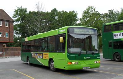40594 - YG02DLK - Taunton (bus station)