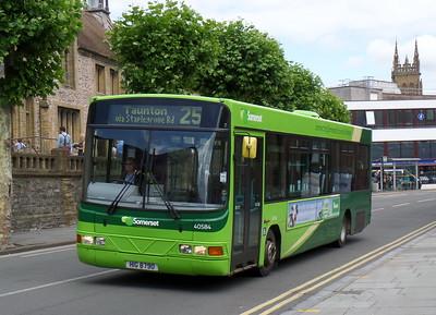 40584 - YJ51RJU - Taunton (Corporation St)