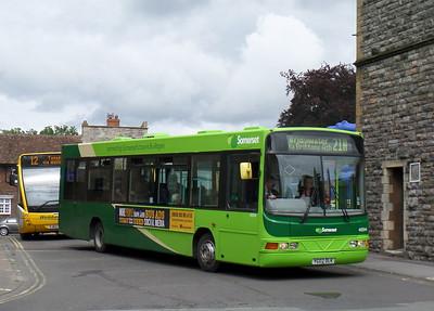 40594 - YG02DLK - Taunton (Castle Way)