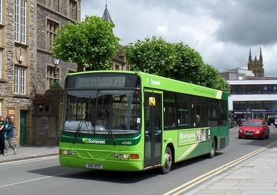 40583 - YJ51RJO - Taunton (Corporation St)
