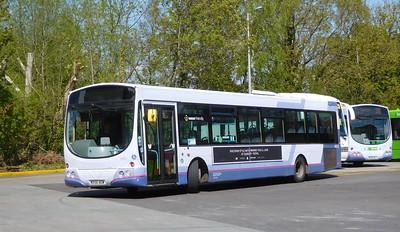 69229 - MX56AEW - Taunton (bus station)