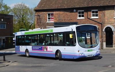 69222 - MX56AEM - Taunton (Castle Way)