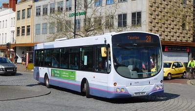 69228 - MX56AEV - Taunton (Parade)