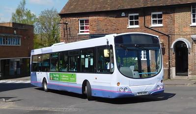 69229 - MX56AEW - Taunton (Castle Way)