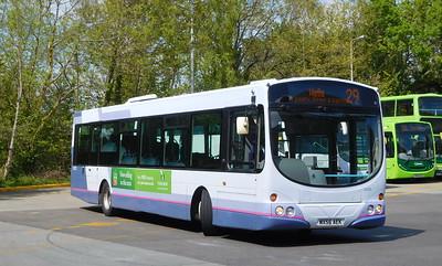 69220 - MX56AEK - Taunton (bus station)