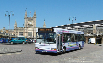 42959 - WX06OMS - Bristol (Temple Meads railway station) - 6.7.13