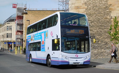 33685 - SN12AFU - Bath (St. James's Parade)