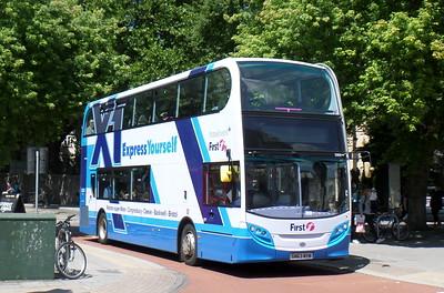 33829 - SN63MYM - Bristol (the Haymarket)