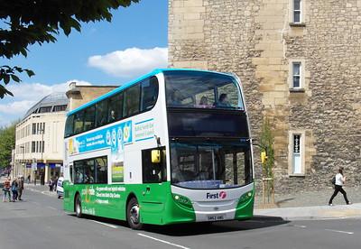 39135 - SN62AWG - Bath (St James's Parade) - 25.5.13
