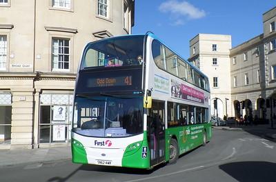 39138 - SN62AWR - Bath (Broad Quay)