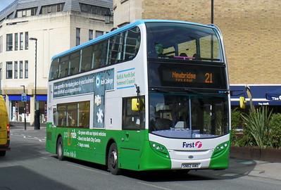39137 - SN62AWO - Bath (St James's Parade)