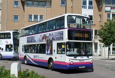 32946 - W946ULL - Bristol (Broad Quay)