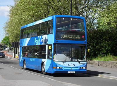 32701 - V701FFB - Bristol (Redcliffe Way) - 4.5.10