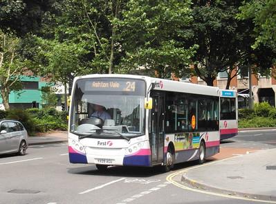 44912 - YX09AGU - Bristol (Rupert St) - 11.8.12