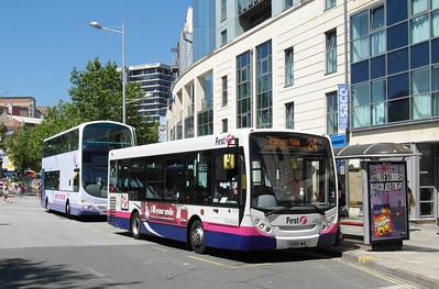 44920 - YX09AHG - Bristol (Broad Quay) - 6.7.13