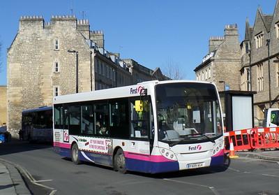 44913 - YX09AGV - Bath (St James's Parade)