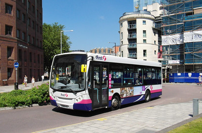 44912 - YX09AGU - Bristol (Broad Quay) - 6.7.13