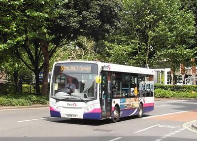 44908 - YX09AFV - Bristol (Rupert St) - 11.8.12