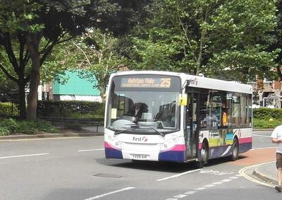 44919 - YX09AHF - Bristol (Rupert St) - 11.8.12
