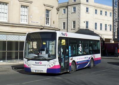44913 - YX09AGV - Bath (Broad Quay)