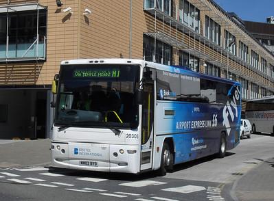 20303 - WM03BYD - Bristol (bus and coach station) - 4.5.10