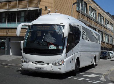 23303 - YN03NXV - Bristol (bus and coach station) - 4.5.10