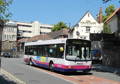 66167 - W367EOW - Bristol (Lower Maudin St) - 6.7.13