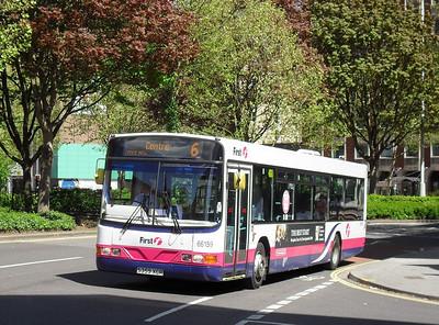 66159 - S359XCR - Bristol (Rupert St) - 4.5.10