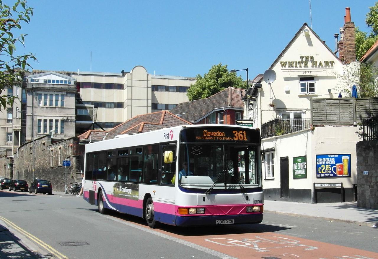 66161 - S361XCR - Bristol (Lower Maudin St) - 6.7.13