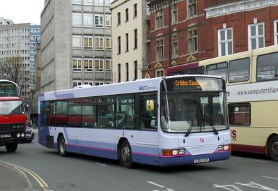 66161 - S361XCR - Bristol (Colston Avenue)