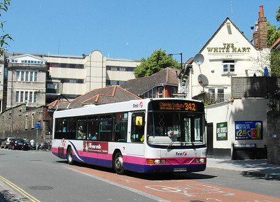 66159 - S359XCR - Bristol (Lower Maudin St) - 6.7.13