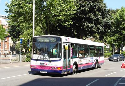 66171 - W371EOW - Bristol (Rupert St) - 6.7.13