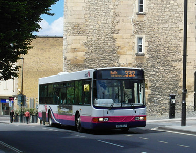 66161 - S361XCR - Bath (St James's Parade) - 25.5.13