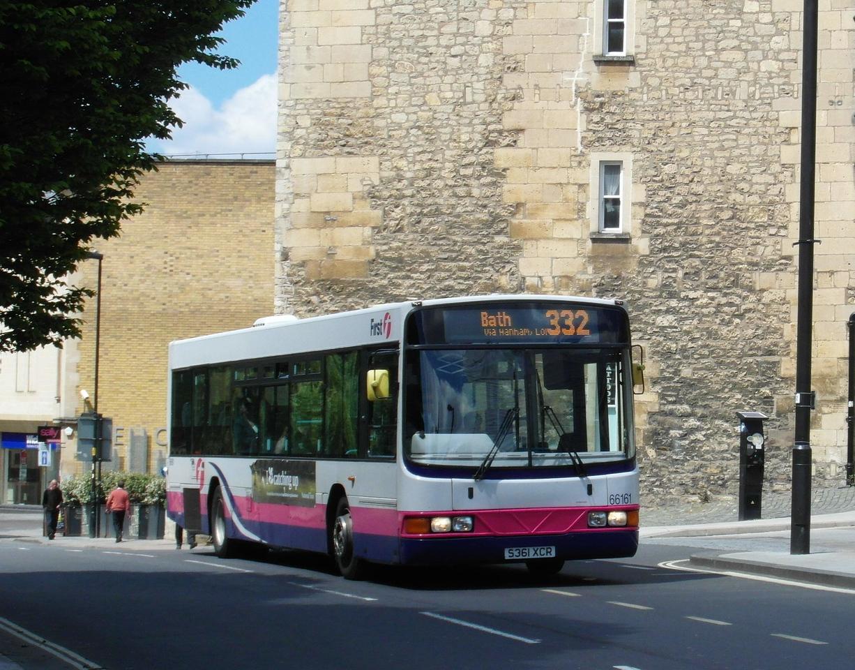 66161 - S361XCR - Bath (St James's Parade) - 25.5.13